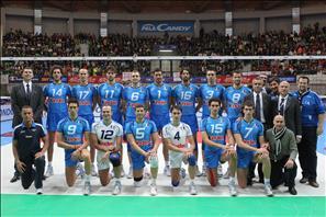 Foto ufficiale dell'Italia